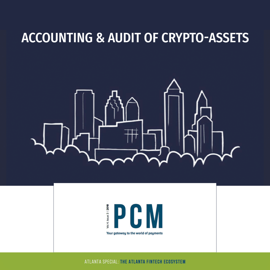 Accounting and Audit for Crypto-Assets