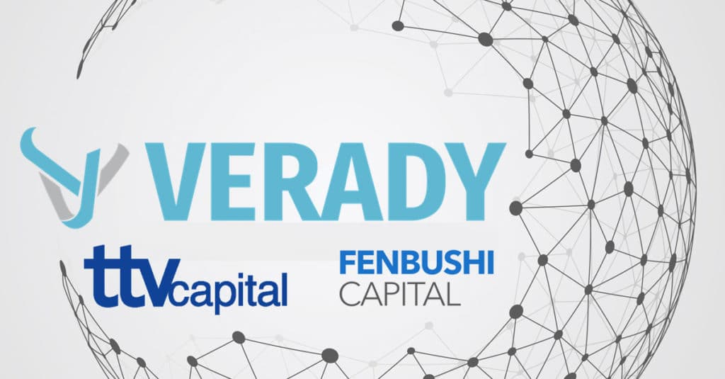 Verady Closes TTV Capital Led Investment Round, Including Strategic Investment from Fenbushi Capital