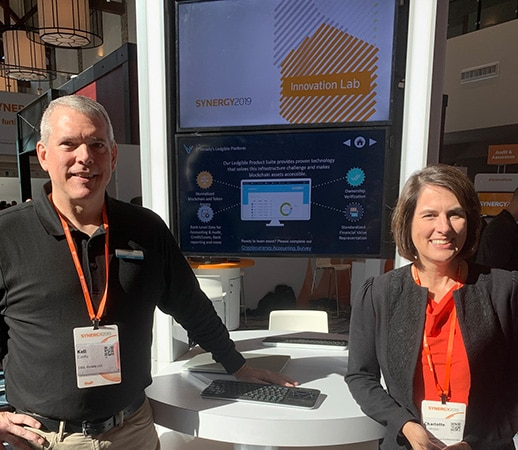 Ledgible At SYNERGY 2019's Innovation Lab