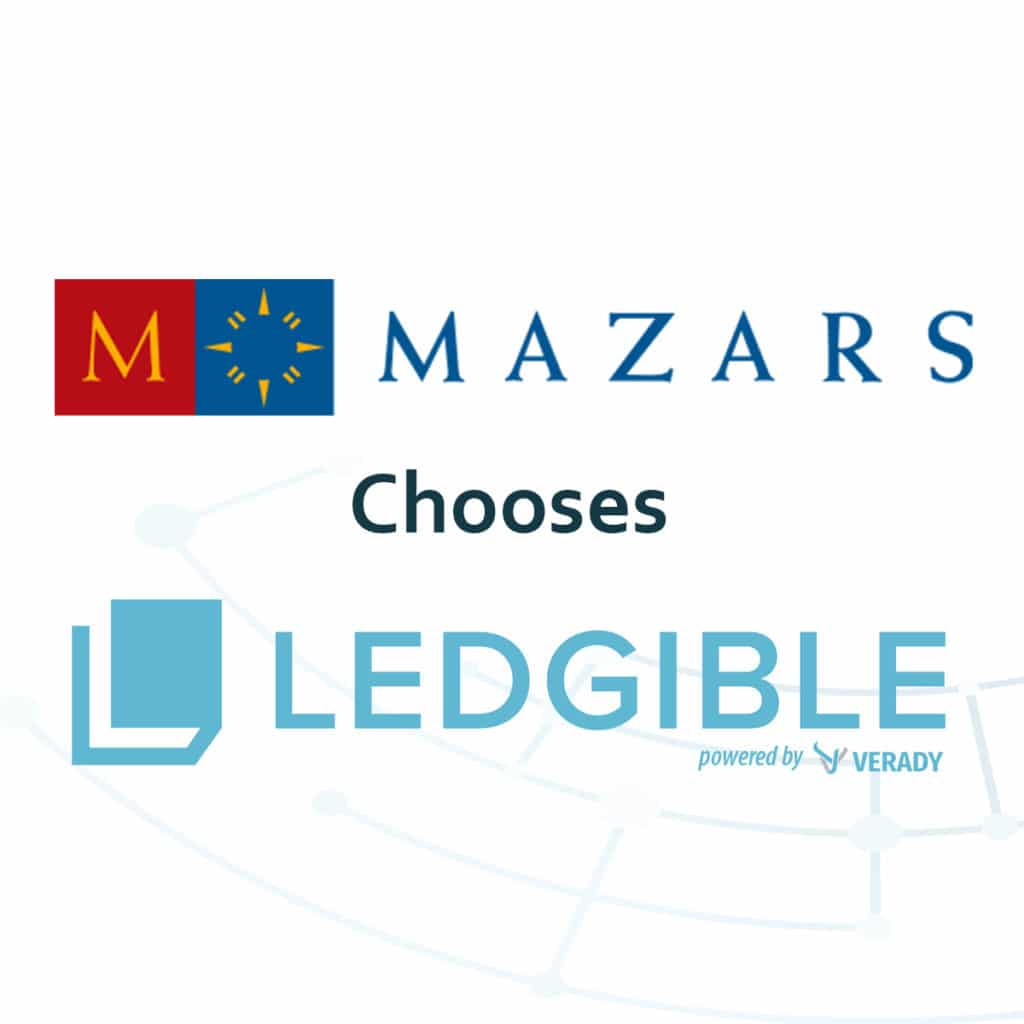 Ledgible announces partnership with Mazars South Africa for Crypto Asset Confirmation