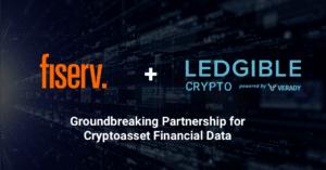 Fiserv and Ledgible partnership